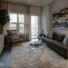 Rental info for 841 S Clark St in the South Loop area