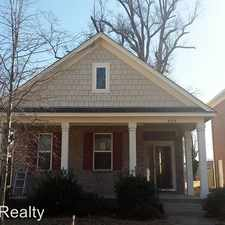 Rental info for 840 Woodlawn in the Memphis area