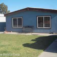 Rental info for 10761 W Grier Rd in the Marana area
