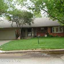 Rental info for 2210 NW 55th in the Oklahoma City area