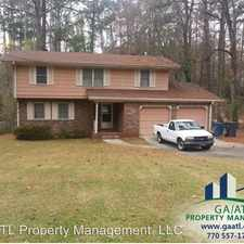 Rental info for 3679 Victoria Drive