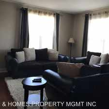 Rental info for 254 CITY CENTER DRIVE