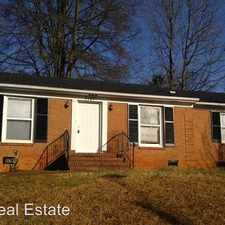 Rental info for 5147 Springview Rd in the Charlotte area