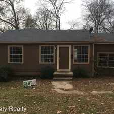 Rental info for 4746 Southern