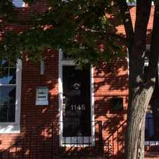 Rental info for 1145 RIVERSIDE AVENUE in the Federal Hill - Montgomery area
