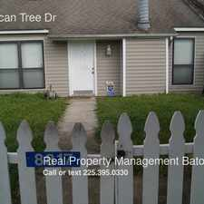 Rental info for 8817 Pecan Tree Dr in the Baton Rouge area