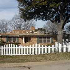 Rental info for Spacious 3 Bedroom in South Fort Worth in the Wedgwood East area