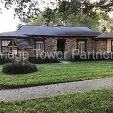 Rental info for 353 Dawn Hill in the Friendswood area