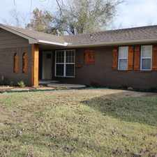 Rental info for 604 Royal Ave. Midwest City, OK in the Midwest City area