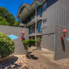 Rental info for 302 E 34th Street in the Austin area