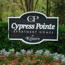 Rental info for Cypress Pointe in the Tallahassee area