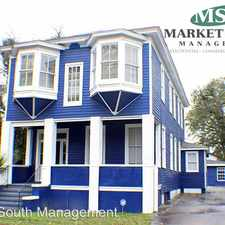 Rental info for 1216 E. Duffy Street Main House in the Savannah area