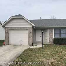 Rental info for 2160 Galaxy Dr. in the Franklin area