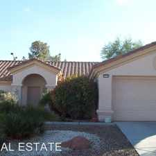 Rental info for 10129 CRESENT CREEK DR in the Sun City Summerlin area