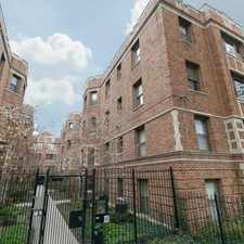 Rental info for FGR in the Rogers Park area