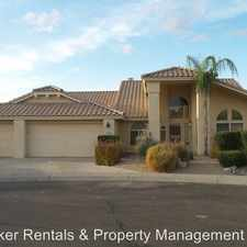 Rental info for 10688 S Mustang Dr