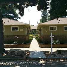 Rental info for 1716 P Street in the Sacramento area
