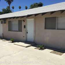 Rental info for 317 S. Alessandro St.