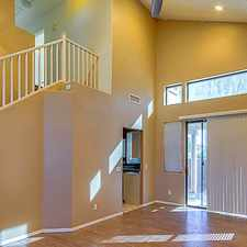 Rental info for Gated Community Located In Much Desired East Me...