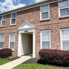 Rental info for College Park in the Columbus area