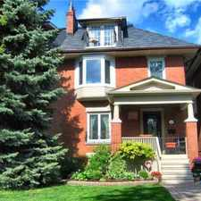 Rental info for 35 Highview Crescent in the Wychwood area