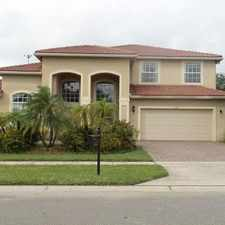 Rental info for 1421 Stonehaven Estates Drive in the West Palm Beach area