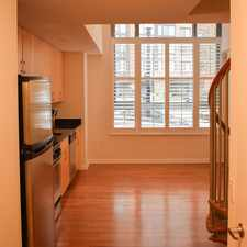 Rental info for 440 L Street Northwest #105 in the Downtown-Penn Quarter-Chinatown area