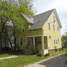 Rental info for 1309 S State St