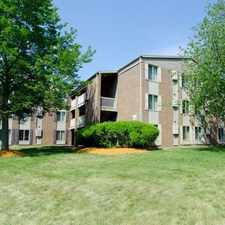 Rental info for Campus Hill Apartments in the Haslett area