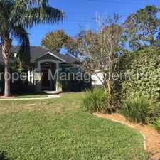 Rental info for 868 Buck Harbor Drive West, Jacksonville, Florida 32225 in the Jacksonville area