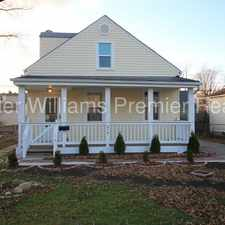 Rental info for Charming Cape Cod in the Whitehall area