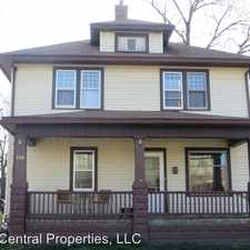 Rental info for 1116 Rockhill St. in the Fort Wayne area