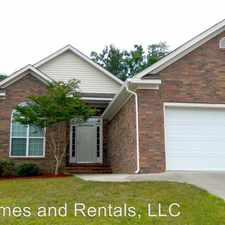 Rental info for 4873 Orchard Hill Drive in the Augusta-Richmond County area