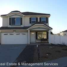 Rental info for 19826 E 47th Place in the Green Valley Ranch area