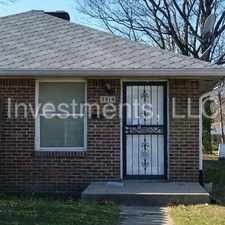 Rental info for 3414 North Parker Avenue in the Meadows area