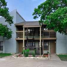 Rental info for 411 Manuel Drive in the College Station area