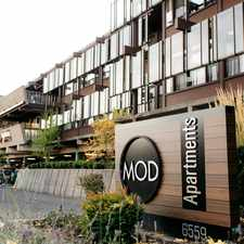 Rental info for Mod Apartments in the Seattle area