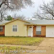 Rental info for 650 Thrush Avenue in the Dallas area