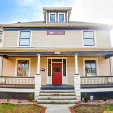 Rental info for Pre Leasing Now! 4BR/4BT unit behind Greek Row! Walk to MSU and Downtown! in the Springfield area