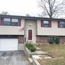 Rental info for 34 Georgetown in the Granite City area