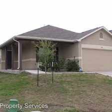 Rental info for 5704 Clementine in the McKinney area