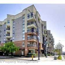 Rental info for 1225 Island Ave. #615 in the San Diego area