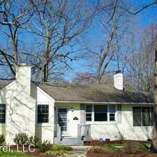 Rental info for 8619 Allentown Rd in the Clinton area
