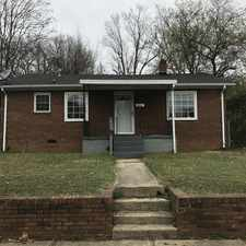 Rental info for 2032 Dellabrook in the Winston-Salem area