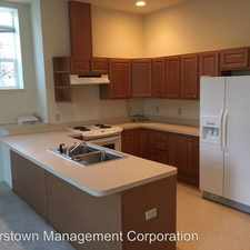 Rental info for 138 E Antietam St. Unit #209