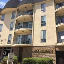 Rental info for 211 GRAND AVE. - 307 in the Long Beach area