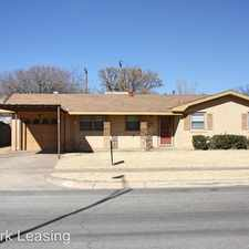 Rental info for 5430 14th Street