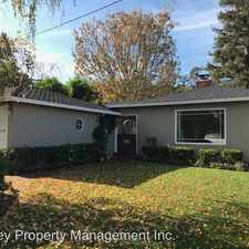 Rental info for 1476 Oakhurst Avenue in the Oak Knoll-Edgewood Park area