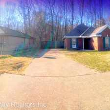 Rental info for 3819 BLACK FOREST in the Memphis area