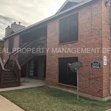 Rental info for 3012 Sappington Unit B, Fort Worth, TX - video tour - self showing in the Fort Worth area